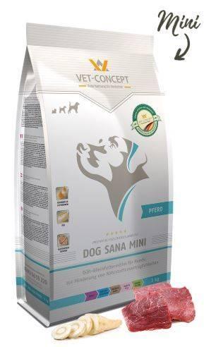 Vet-Concept Sana Paard Mini Hondenvoer