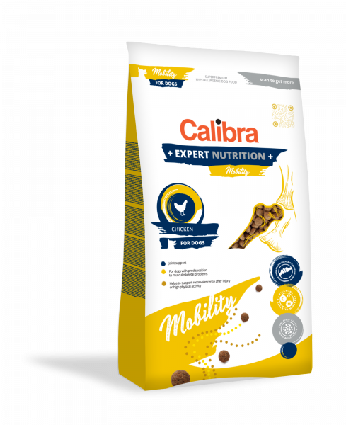 Calibra Dog Expert Nutrition Mobility Chicken & Rice