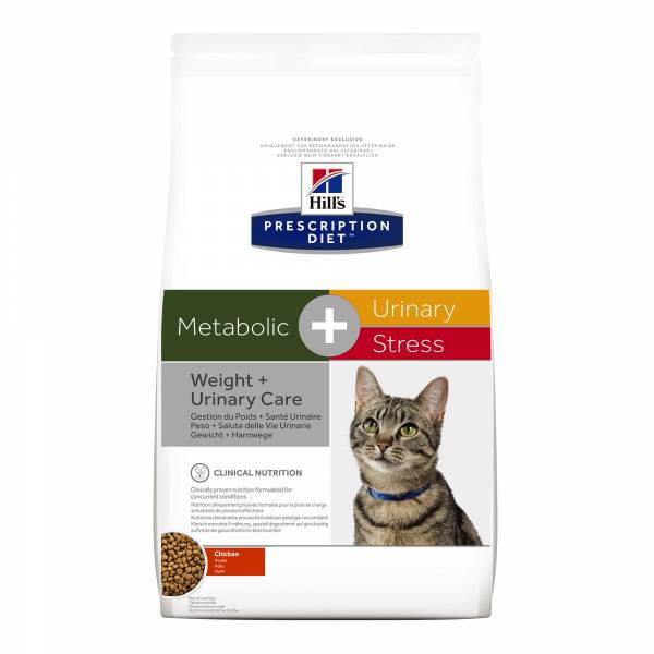 Hill's Feline Metabolic Plus Urinary Stress