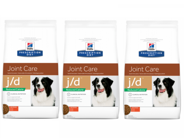 Hill's JD Joint Care Reduced Calorie Canine 3 x 12 kg