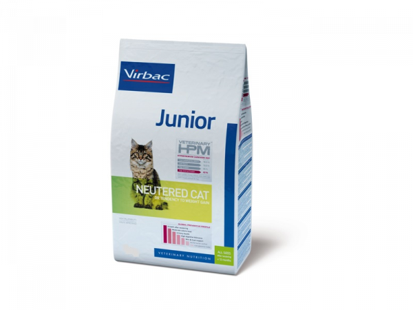 HPM Veterinary Junior Neutered Cat