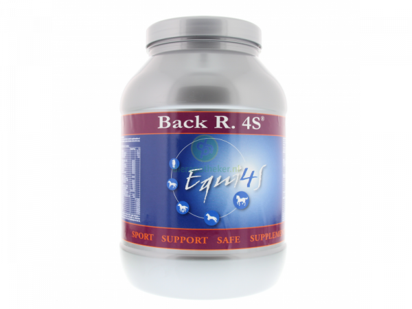 Equi Back Relief 4S Rug Hals Paard 1.5 kg
