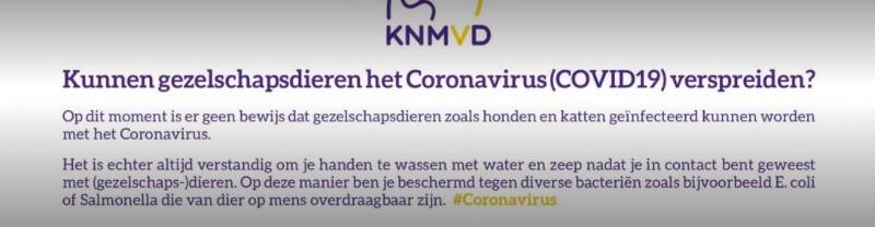 Corona-KNMvD