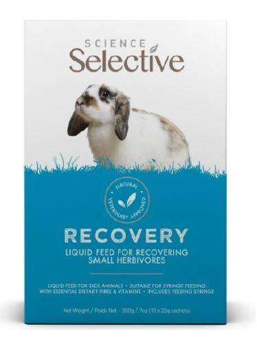 Supreme Science Recovery 10 x 20 g