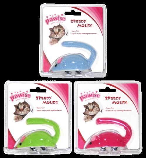 Speedy Mouse Pawise 1 stuk