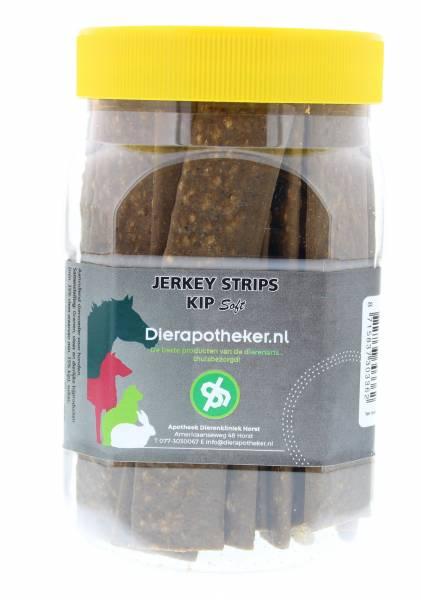Jerkey Strips Kip Soft Dierapotheker.nl 40 stuks