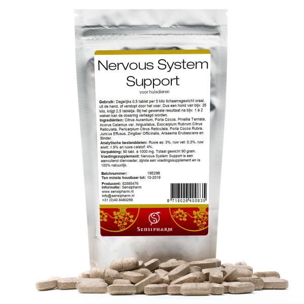 Sensipharm Nervous System Support Hond en Kat 90 tabletten