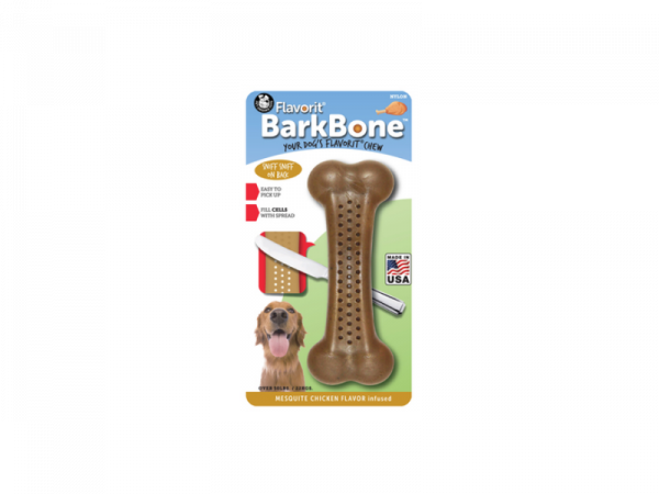 Qwerks Flavorit Bark Bone