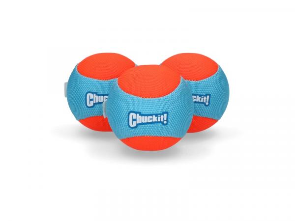 Chuckit Amphibious Balls 3 pack