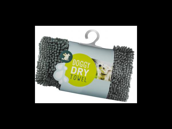 Doggy Dry Towel Handdoek Hond