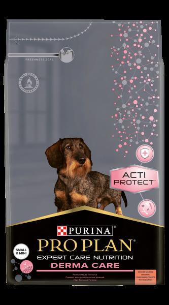 Purina Pro Plan Expert Care Dog Small Hondenvoer Derma Salmon