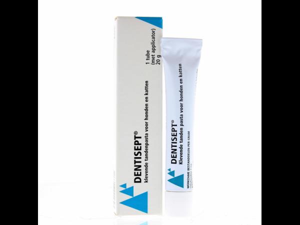 Dentisept Klevende Tandenpasta 20 gram