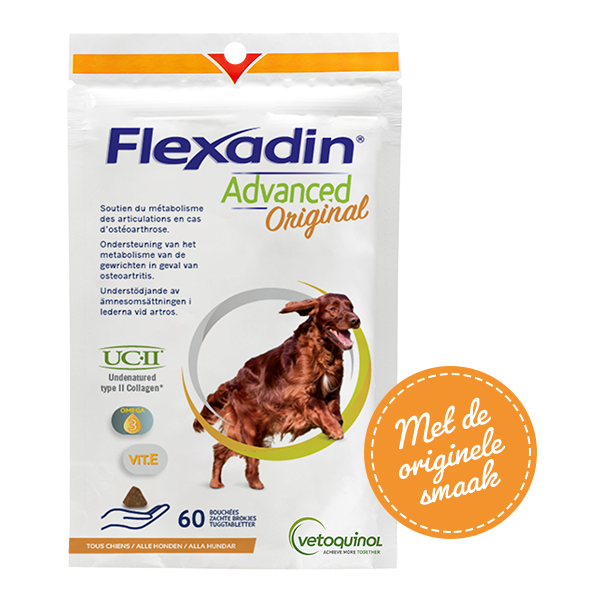 Flexadin Advanced Original 60 stuks
