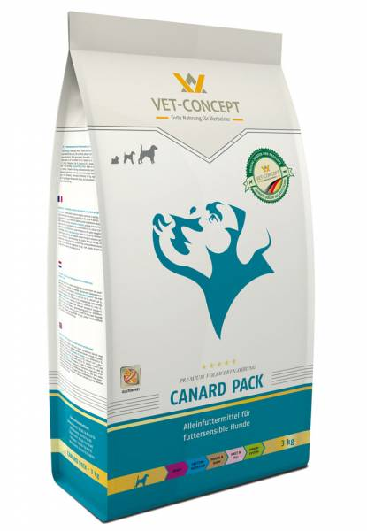 Vet-Concept Canard Pack Hond