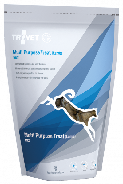 Trovet MLT Multi Purpose (Lamb) Hond 400 gram