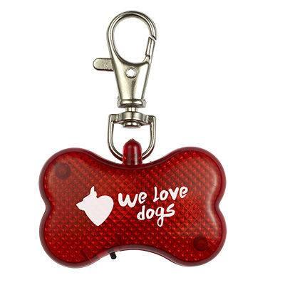 LED-Lampje We Love Dogs 1 stuk