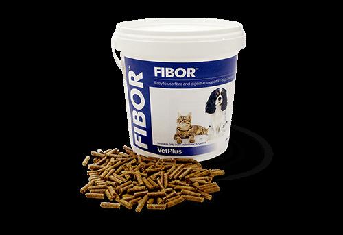Fibor Spijsvertering Vetplus Hond Kat 500 gram