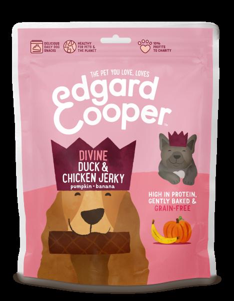 Edgard & Cooper Jerky Hondensnack - 150 gram