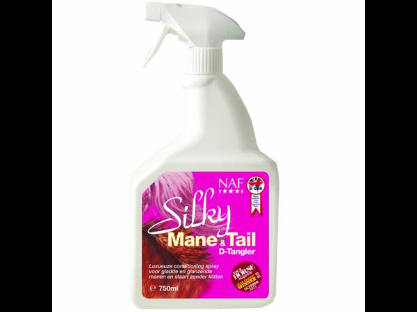 NAF Silky Mane en Tail D-Tangler Paard