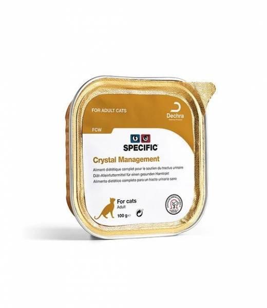 Specific Struvite Management FCW kat 28 x 100 gram