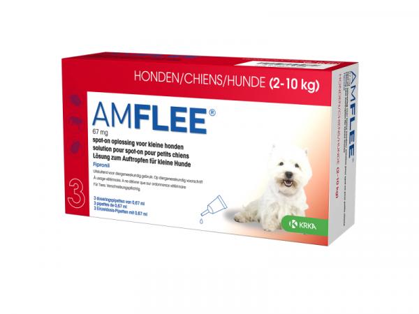 Amflee Spot On Hond