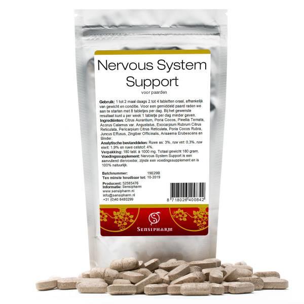 Sensipharm Nervous System Paard 180 tabletten