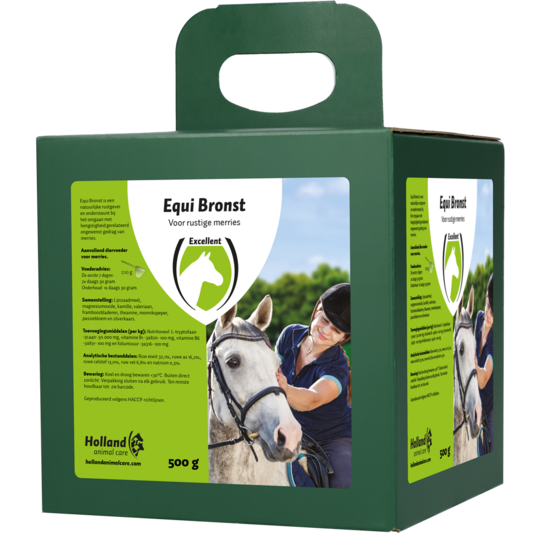 Equi Bronst (Heat) Paard 500 gram