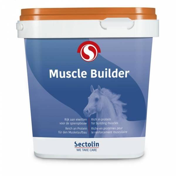 Muscle Builder Sectolin Spieren Paard 1 kg