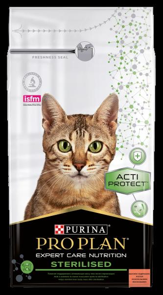 Purina Pro Plan Expert Care Cat Sterilised Kattenvoer Salmon
