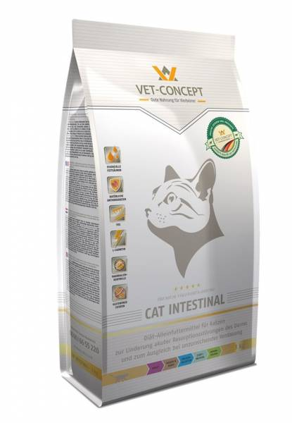 Vet-Concept Intestinal Kattenvoer