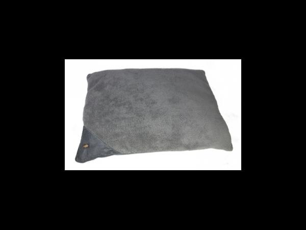 AFP Lambswool Classic Pillow Bed Grijs