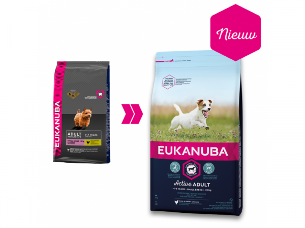 Eukanuba Dog Active Adult Small Breed