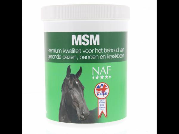 NAF MSM Paard