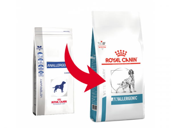 Royal Canin Hond Anallergenic