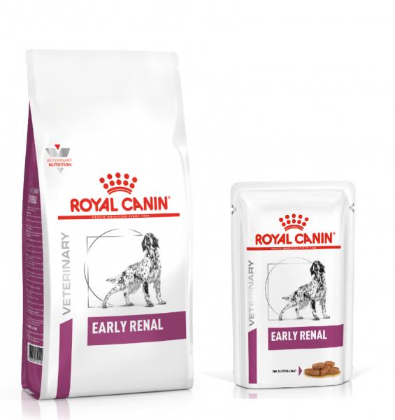 Royal Canin Early Renal - Dieetvoeding voor ondersteuning van de nierfunctie van volwassen honden