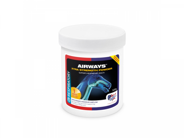 Airways Xtra Strength Powder Equine America 454 gram