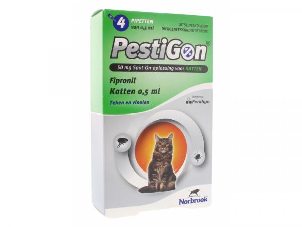 Pestigon Kat 4 pipetten