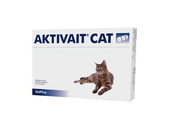 Vetplus Aktivait Kat 60 capsules
