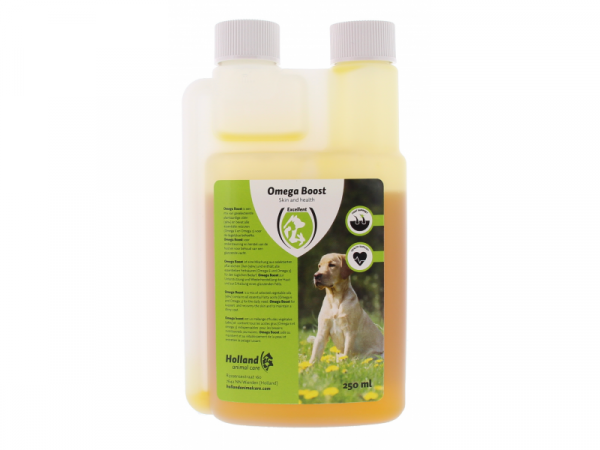 Omega Boost Hond en Kat 1 flacon 250 ml