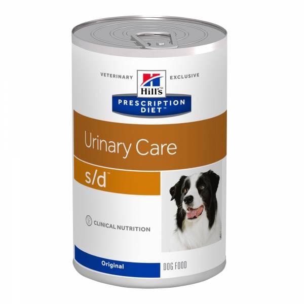 Hill's SD Canine 370 gr 12 blikjes