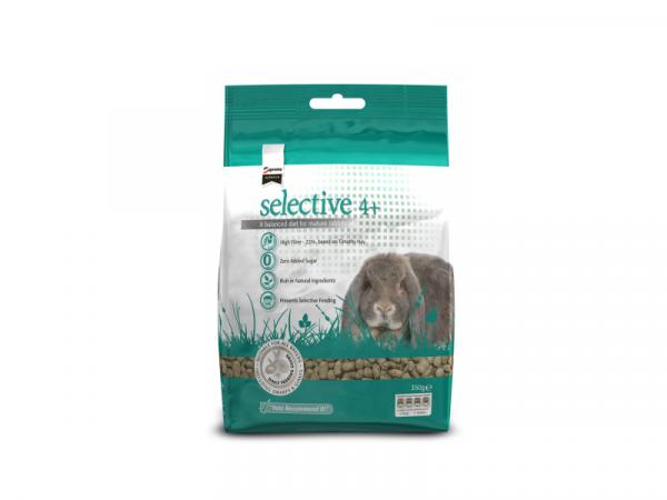 Supreme Science Selective 4+ Mature Rabbit 1.5 kg