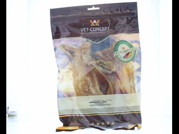 Vet-concept Runderkraakbeen Snack Hond 4 stuks