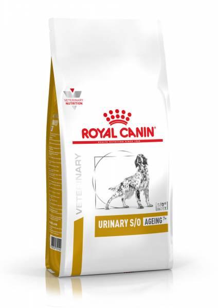 Royal Canin Urinary S/O Ageing - ondersteuning urinewegen honden ouderdomsverschijnselen