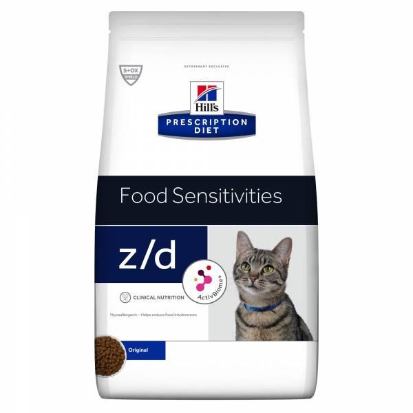 Hill's Prescription Diet ZD Food Sensitivities Kattenvoer
