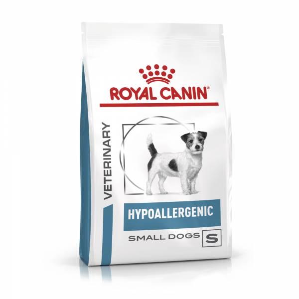 Royal Canin Hypoallergenic Small Dog 3.5kg -Dieetvoeding hond gevoelig voor bepaalde voedingsstoffen