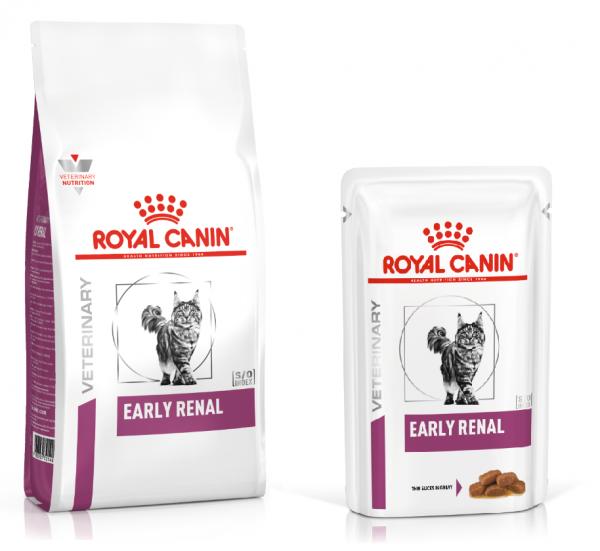Royal Canin Early Renal Kat - Dieetvoeding ter ondersteuning van de nierfunctie van katten