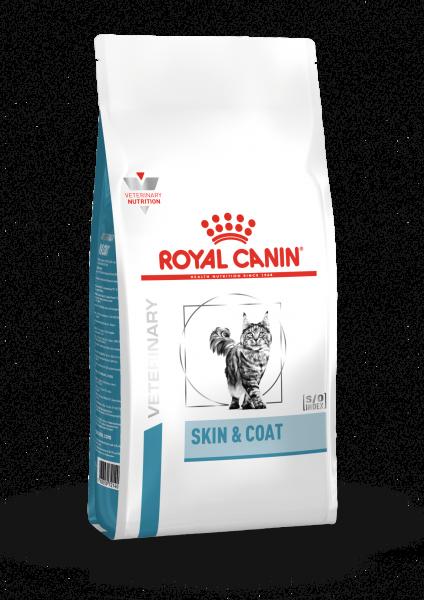 Royal Canin Skin & Coat - Dieetvoeding kat gesteriliseerde/huidaandoening/overmatige haaruitval