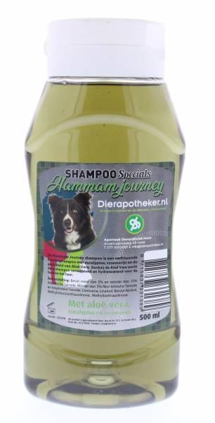 Shampoo Hammam Journey Dierapotheker.nl 500 ml