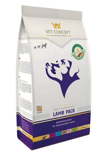 Vet-Concept Lamb Pack Hond