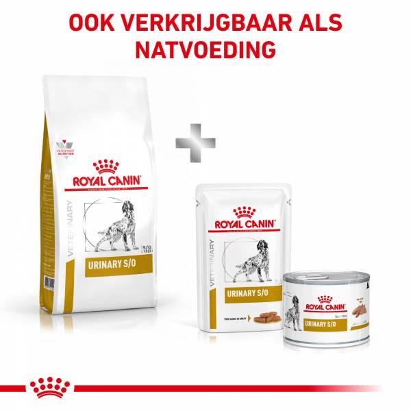 Royal Canin Urinary S/O - Dieetvoeding voor ondersteuning van de urinewegen van volwassen honden